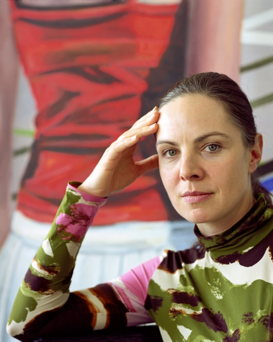 """Abb. Portrait Sabine Dehnel aus """"Zwischen Existenz und Exzellenz"""" von Andrea Esswein"""
